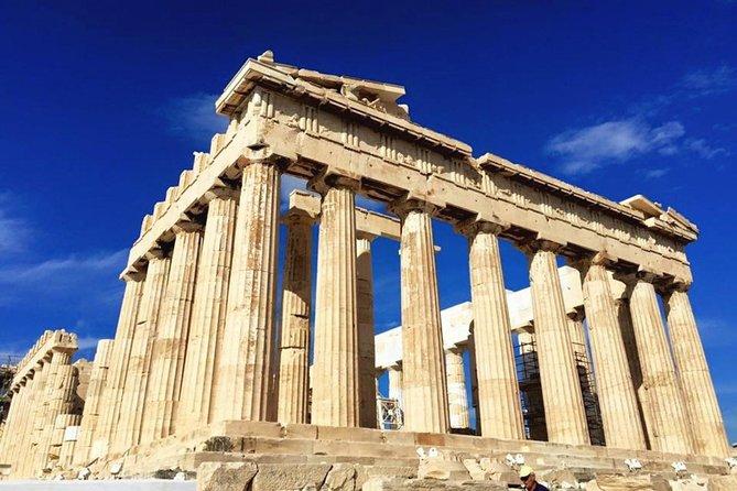Plaka & Acropolis Surroundings: Audio Tour on your Phone (no entry to sites)