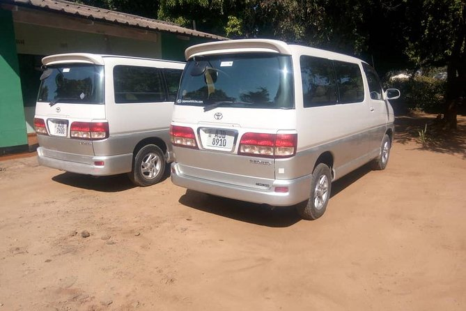 Transfer: Livingstone Airport- Town Hotels