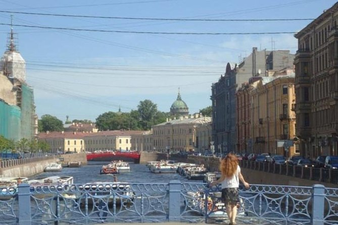 St Petersburg Boat Trip Through Rivers and Canals photo 3