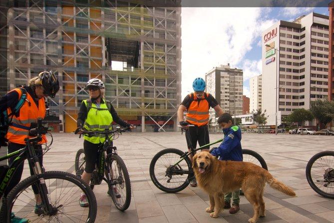 ebike Quito city tour