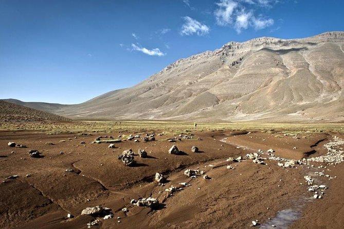 Ascent of Mount M'goun - 4 days trek