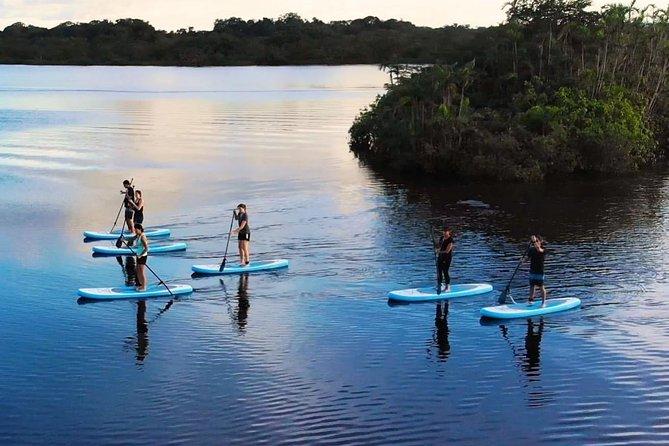 4 Days Paddle Board Laguna Grande