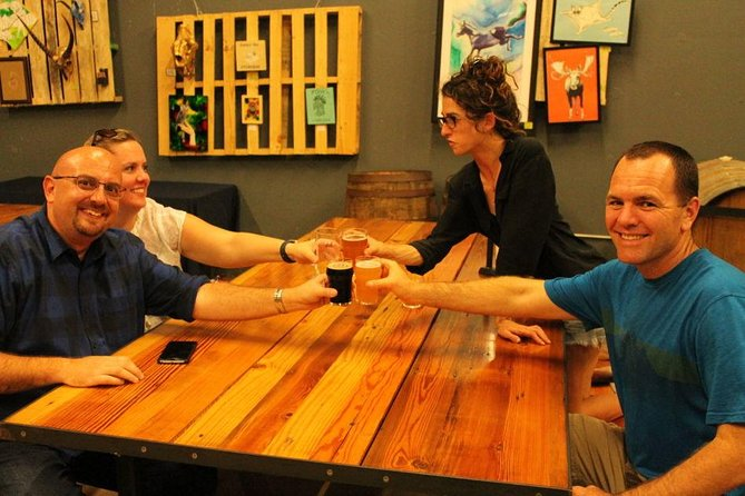 Austin Beer and Food Tour by Bike