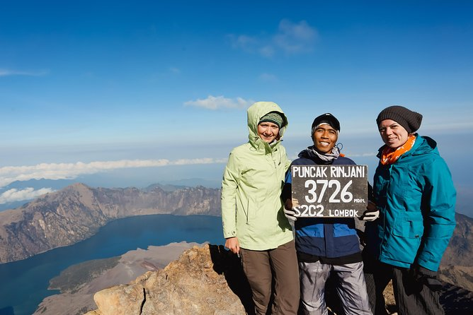 Rinjani Trek Summit 2 Days 1 Night