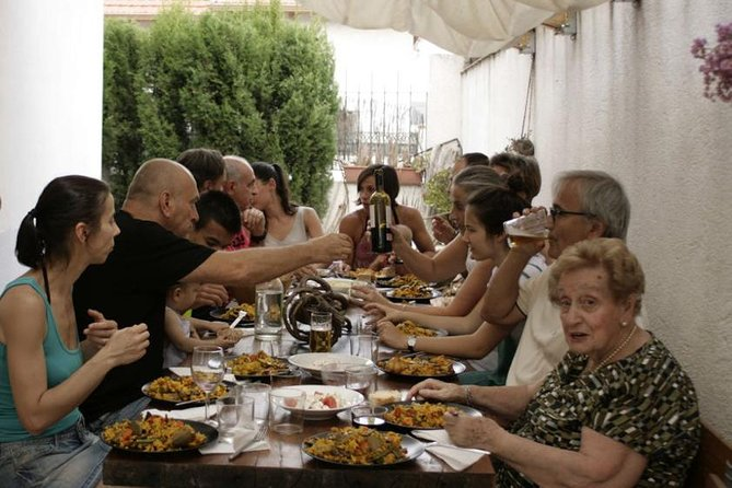 Learn how to cook Tapas & Tortilla in Madrid