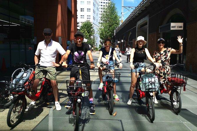 Akihabara Anime & Nature E-Bike Tour