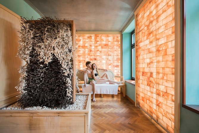 Day Pass to the QC Termetorino Luxury Spa in Turin