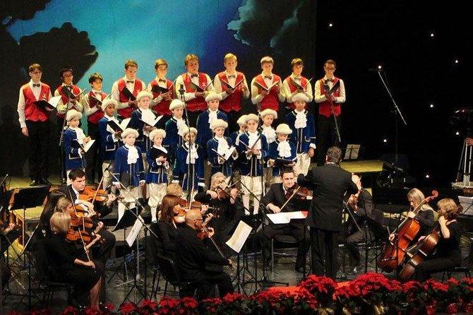 Mozart's Requiem in the Minoriten Church - Vienna