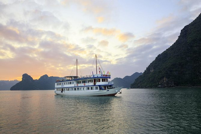 Lan Ha Bay La Paci Cruise 2D1N