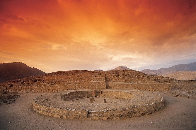 Caral Sacred Citadel Full Day photo 1