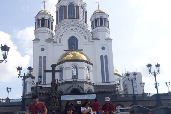 2-hour Express Tour of Yekaterinburg