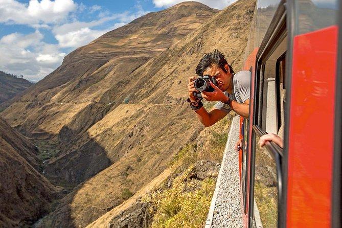 5 Days Cotopaxi, Devil´s Nose - Cuenca & Guayaquil ( Devil´s Nose Route 12km)