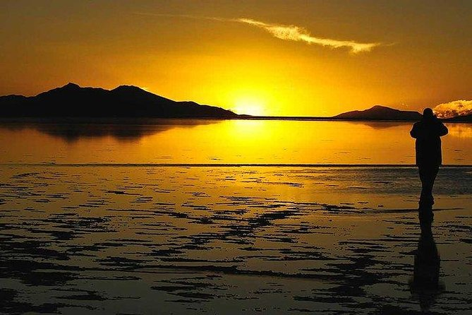 Uyuni Salt Flats (Sunset + Stars) | English Speaking Guide | Private Service