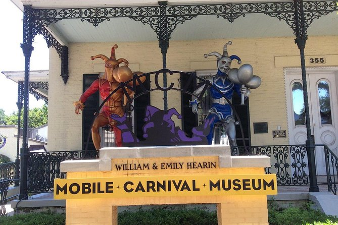 Skip the Line: Mobile Carnival Museum - General Admission Ticket
