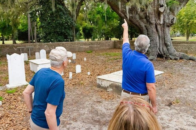 Pat Conroy's Beaufort Tour by Bus photo 6