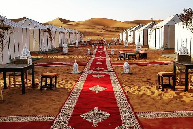 3Days 2Night Private Desert Tour From Fes To Marrakech By Historical Kasbahs