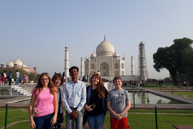 Sunrise Tour of Taj Mahal photo 1