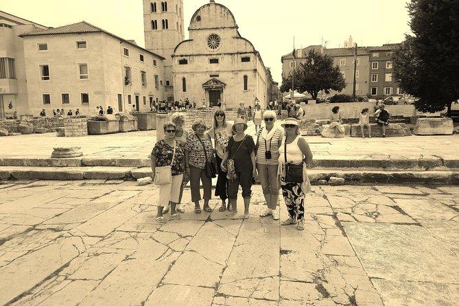 Zadar City Tour - Rome vs.Venice Group Walk