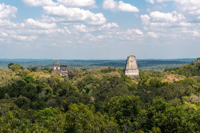 Tikal Private Sunrise Extended Tour with transportation
