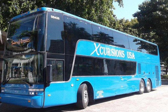 Miami to Key West One Way Bus