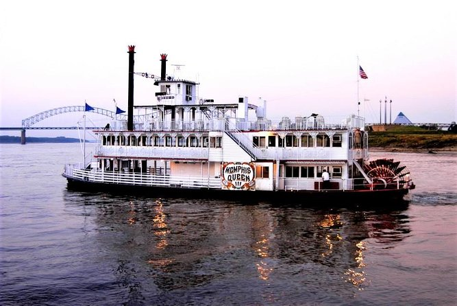 Memphis City Tour with Optional Riverboat Cruise or Sun Studio Admission