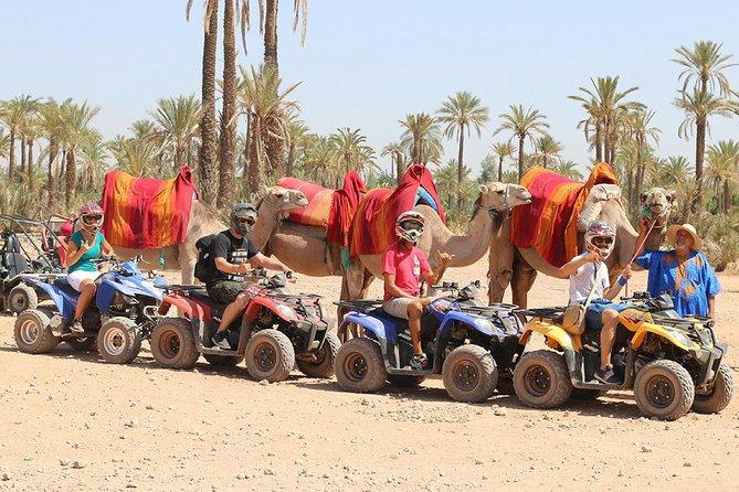 Marrakesh Quad biking