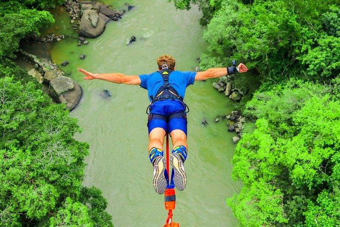 Bungee Jumping 70 Meters
