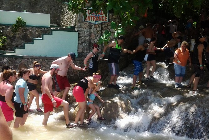 River Tubing, Dunn's River Falls Ocho Rios Excursion