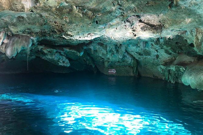 2 Tanks Private Dive Cenote El Pit Dos Ojos