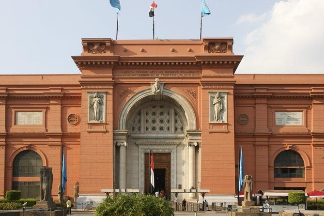 Private tour Half day Egyptian Museum