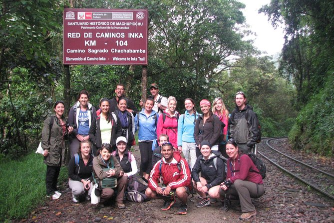 Short Inca Trail to Machu Picchu 2 Days/1 Night