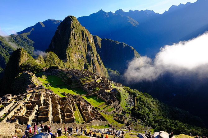Machupicchu by train - 2 days- 1 night