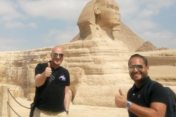 Giza Pyramids , Egyptian Museum , Coptic Cairo and The Old bazaar