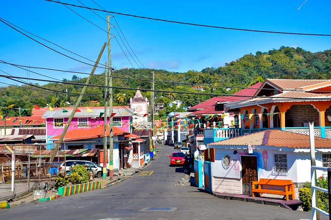 Grenada West Coast Half Day Tours