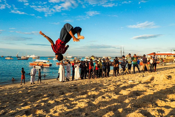 Prison Island & Stone Town Full day & Slave House tour - Zanzibar