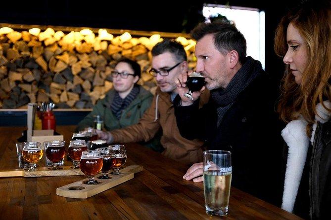 Hobart Brewery Walking Tour