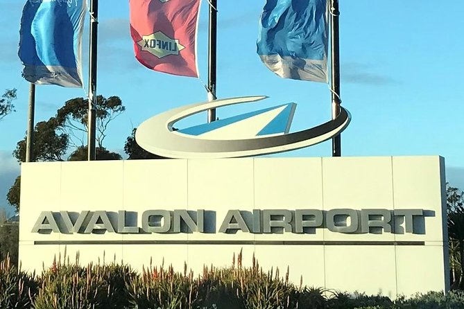 Avalon Airport to Melbourne