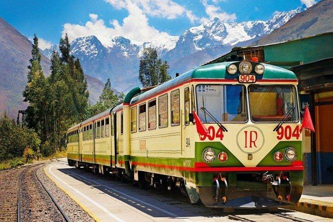 Full-Day Trip to Machu Picchu by Train and Bus from Cusco, Peru