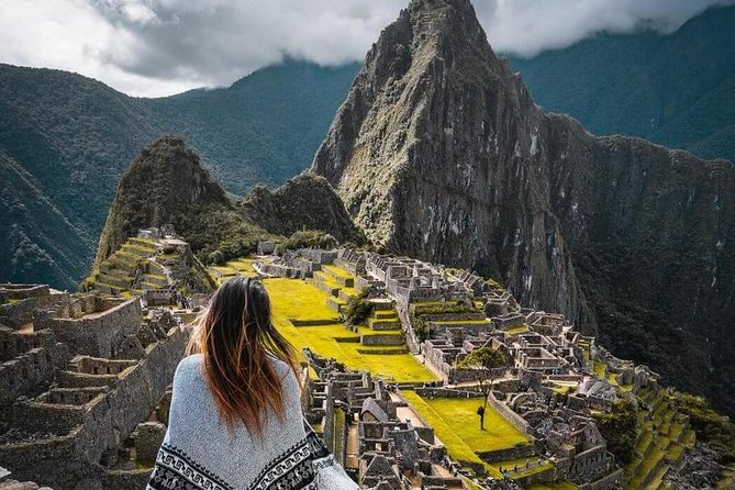 Machu Picchu by Train (Full Day)