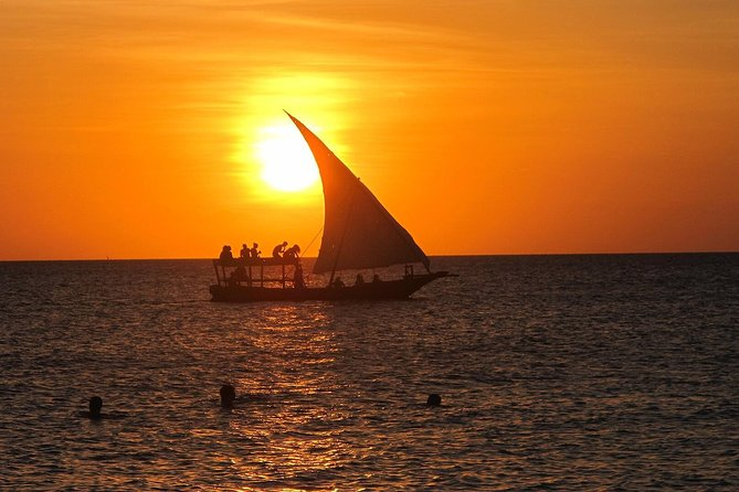Sunset Cruise - Magic of Zanzibar Sunset - Zanzibar