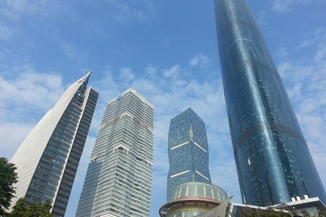 Guangzhou private tour with car for first time visitors