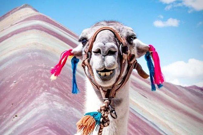 Rainbow Mountain - Vinicunca (Day Trip)