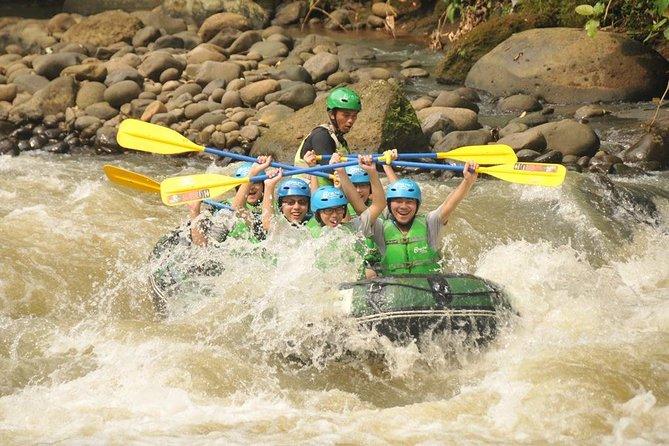 Adventure Citarik River Funtastic Rafting - Admission Ticket