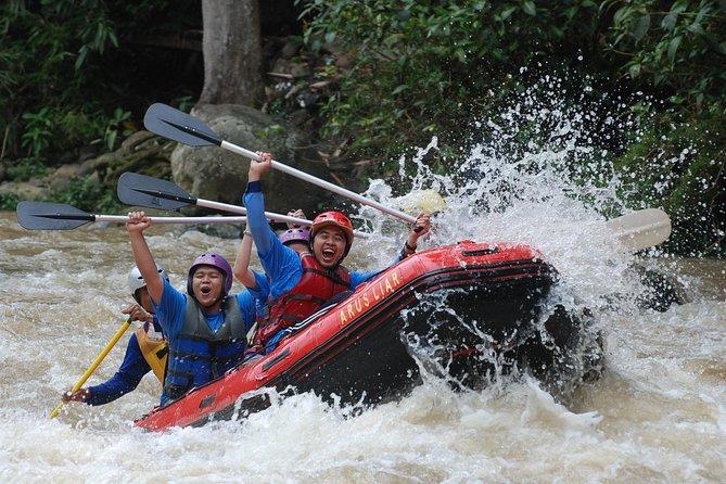 Citarik River Fun Rafting - Admission Ticket
