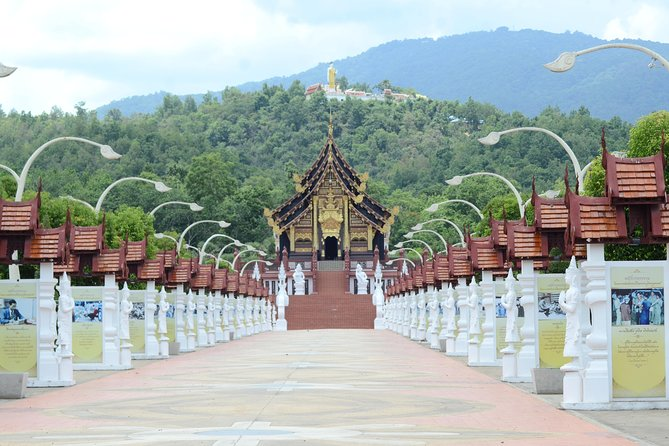 Chiangmai Grand Canyon and Royal Flora Rajapruk