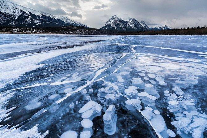 Winter Lake Louise/ Emerald Lake 1 Day Tour