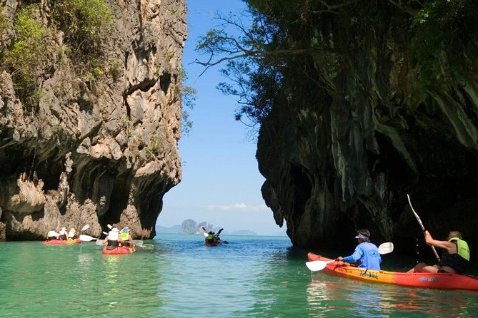 Hong Island Sea Canoeing Trip by Andaman Sea Kayak