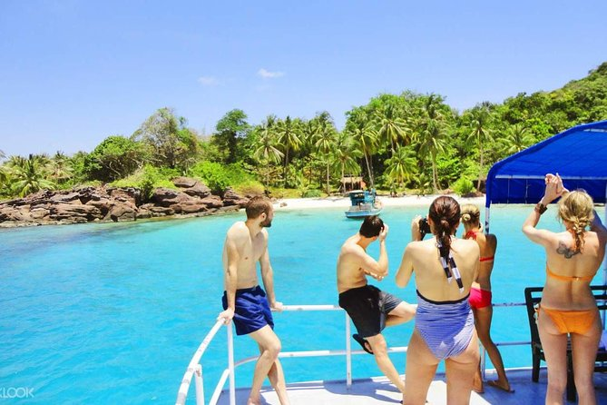 Phu Quoc Day Trip with Finger Island , Dam Ngang Island and May Rut Island