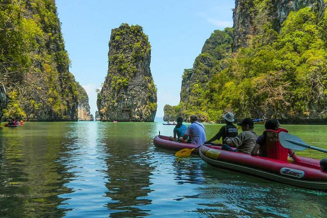 5 in 1 James Bond Tour by Long Tail Boat