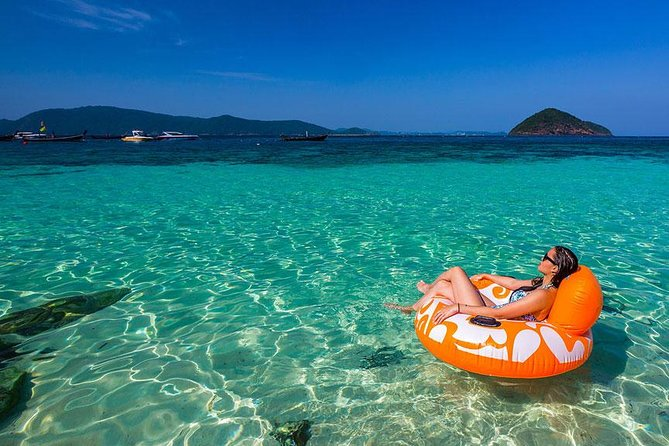 Coral Island Snorkeling Tour By Speedboat From Phuket